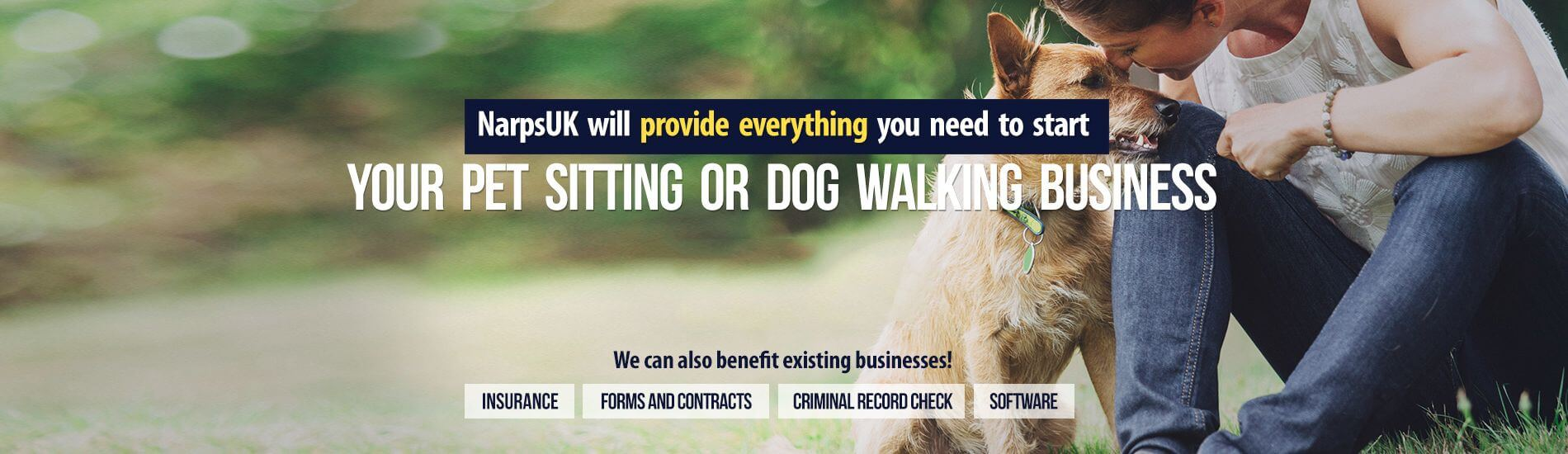 Your Dog walking Business