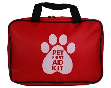 First Aid Kit Bag for Pets